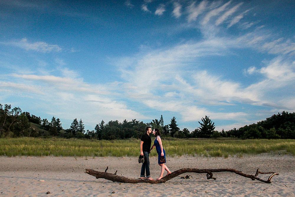 Indiana Dunes National Lakeshore Wedding Venue
