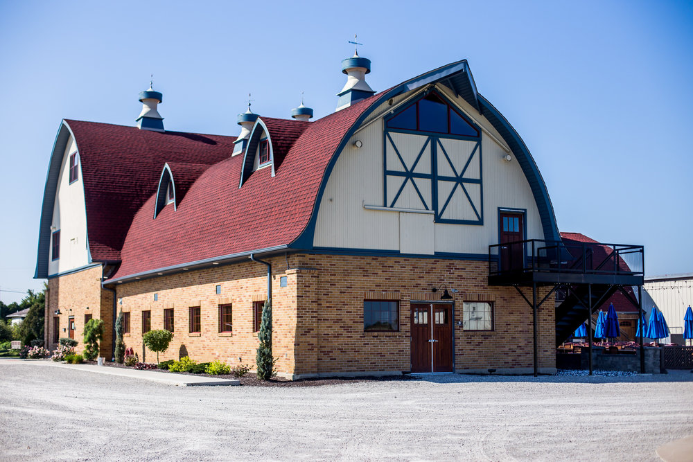 Barn wedding venues in Fort Wayne Indiana