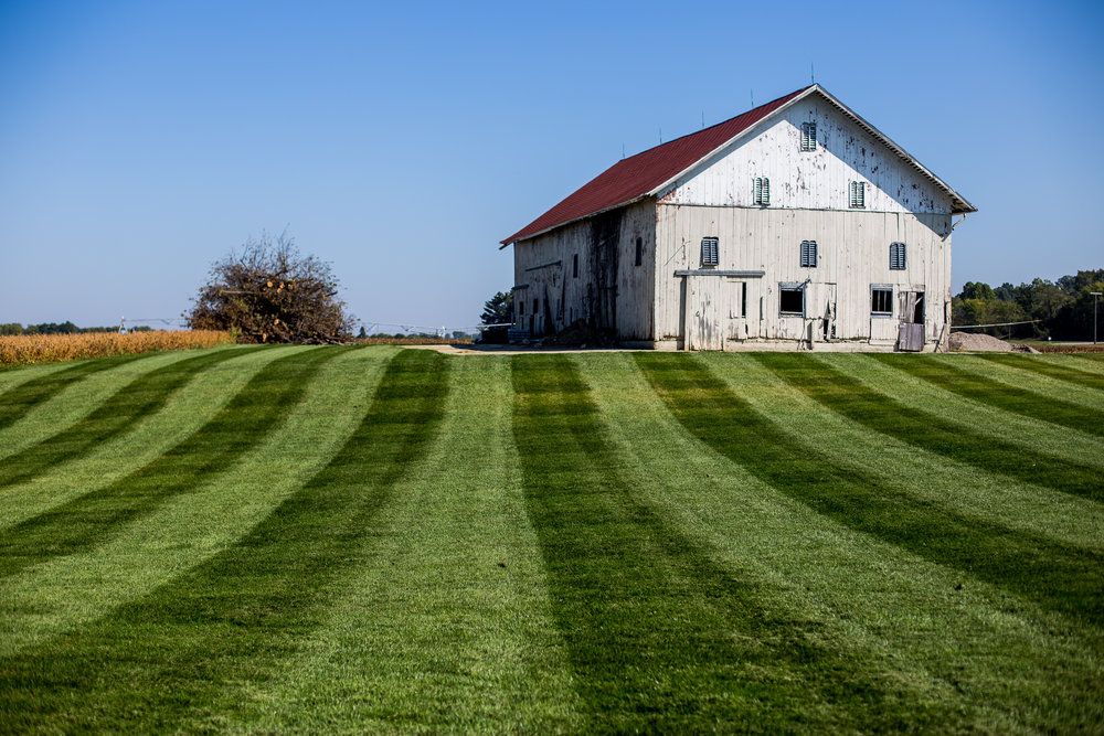 Barn Wedding Venues near Fort Wayne, Indiana