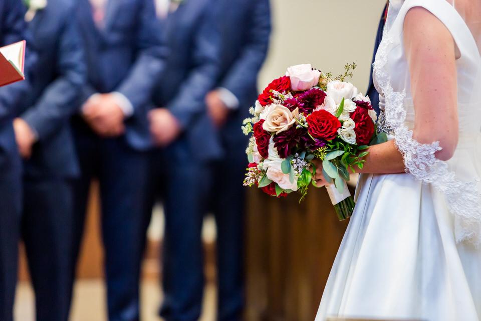 Dayton Wedding Photos - 2