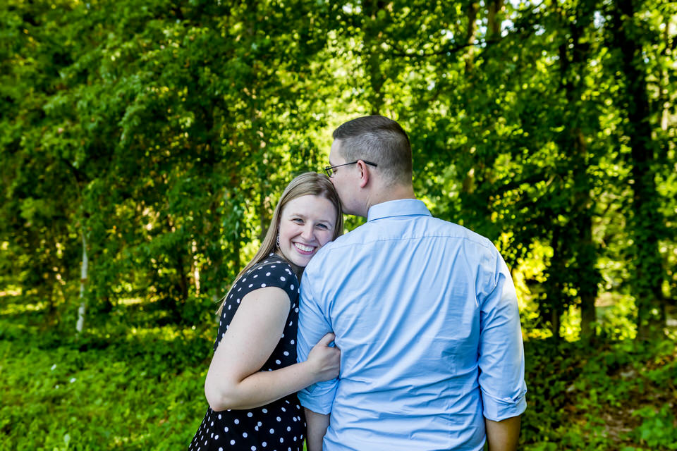 Dayton Ohio Engagement Photographer