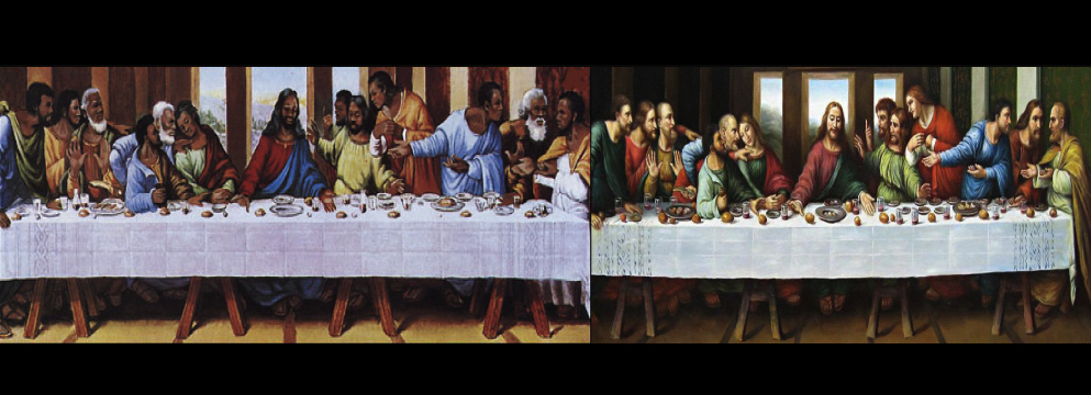 The Last Supper - 2011