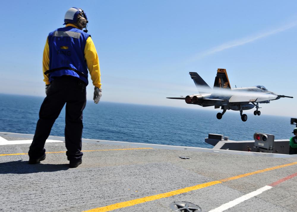 U.S. Navy photo by Mass Communication Specialist 3rd Class Stacy D. Laseter