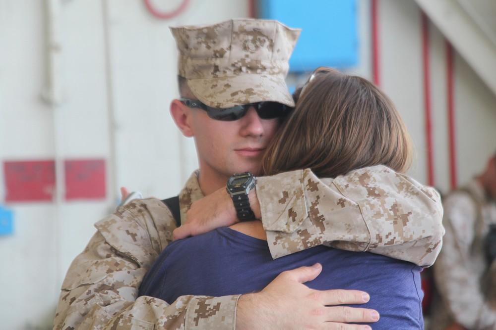 U.S. Marine Corps photo by Cpl. Brady Wood