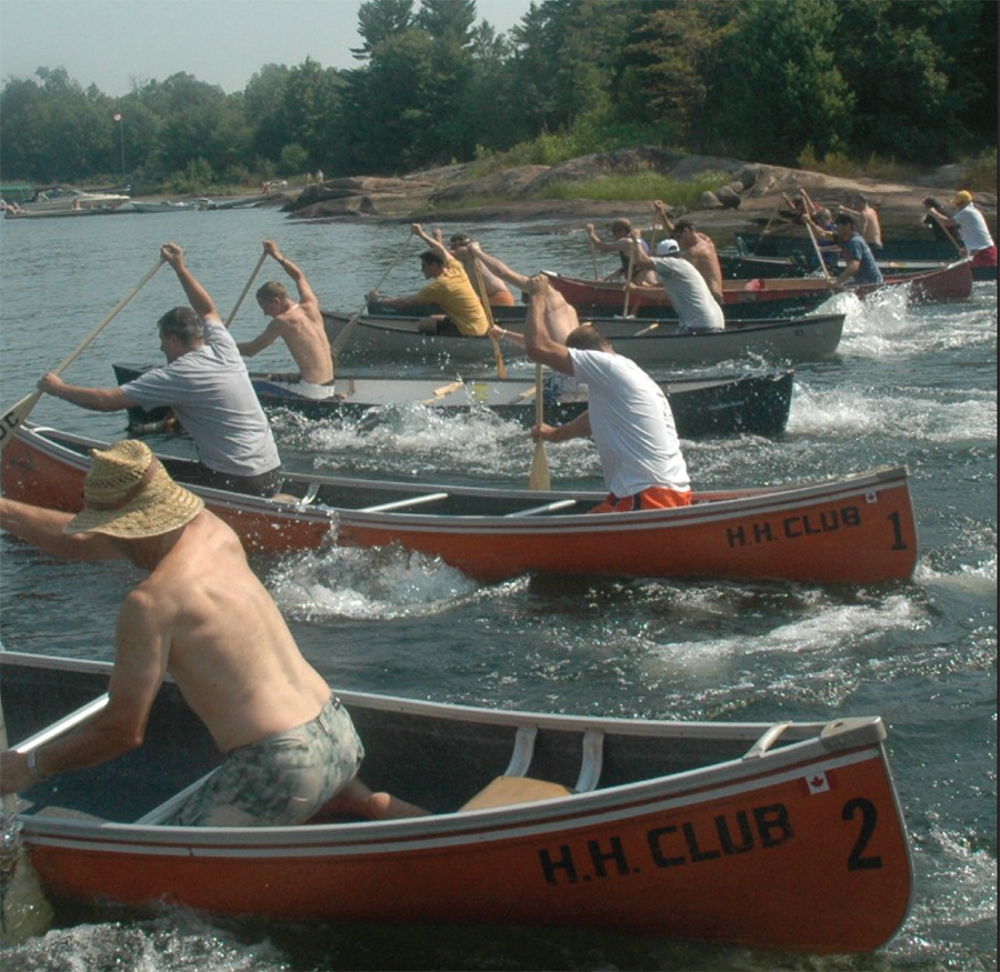 Men's Regatta