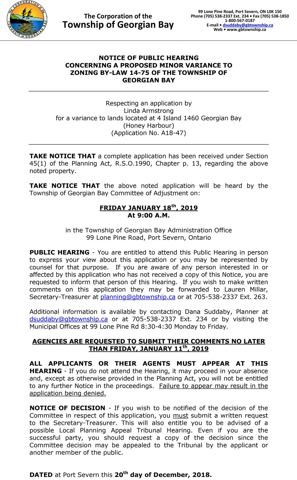 A18-48  Armstrong Notice of Application-1.jpg