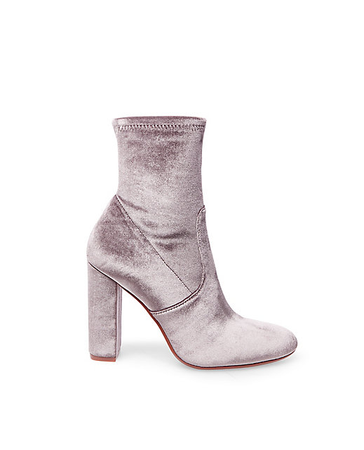 steve madden / edit boot / $90-$100  I tried these on and they couldn't have been more perfect - AND available in 11 colors - I bought the baby pink!