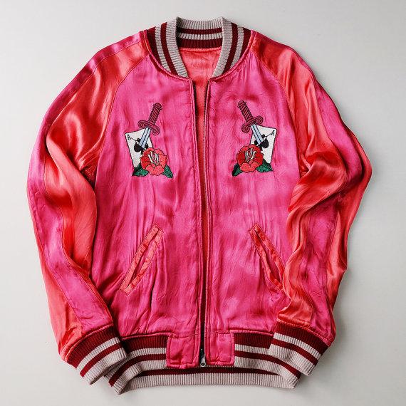 Rockabilly Tokyo Jacket  / Etsy / $198