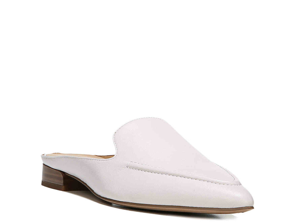 Sela Mule / DSW / $80 Pointed white mules look stunning IRL