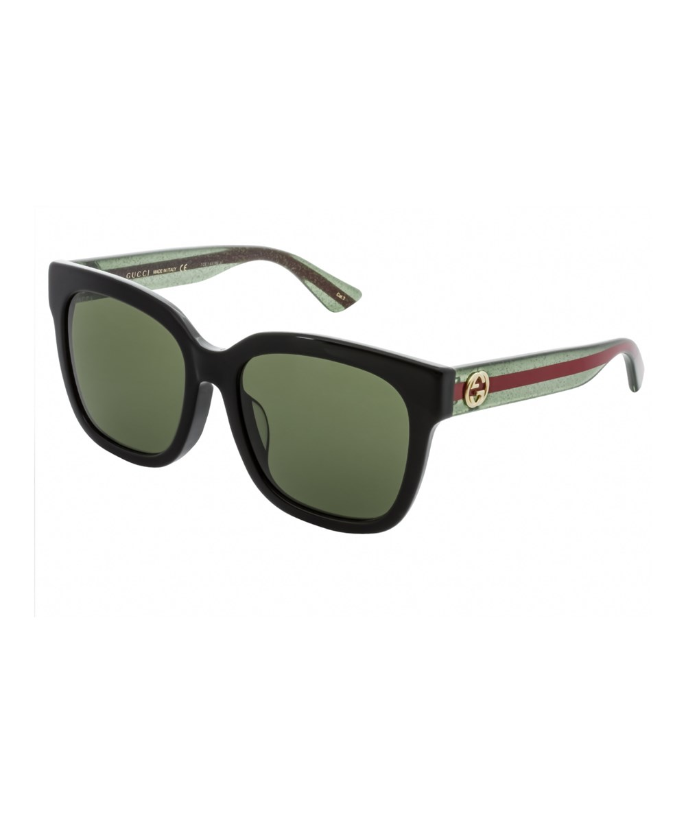 For splurging these are so right now but also should retain their value 54mm Square Sunglasses - Gucci / Nordstrom / $360