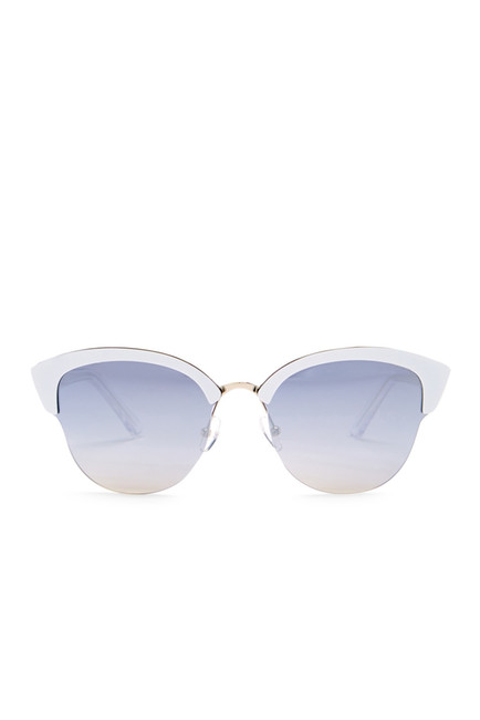 Retro Charm as seen on Gal Meets Glam  Women's Serena Cat Eye Sunglasses / Nordstrom Rack / $26