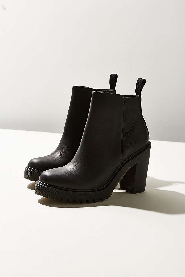 A solid go to boot you can wear out for years Dr. Martens Magdalena Ankle Boot / Urban Outfitters / $160