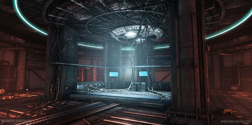 Environment Building / Asset Creation / Lighting / Atmosphere /Mise en scène