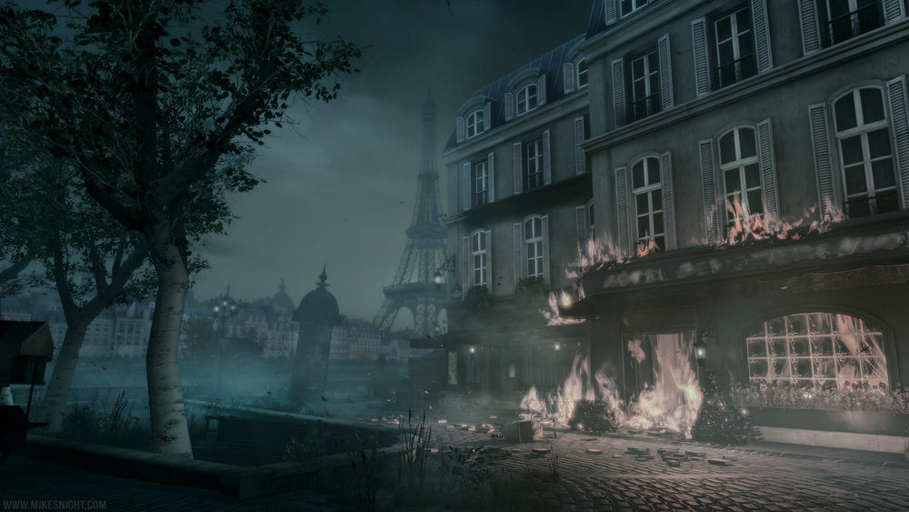 Environment Building / Lighting / Atmosphere /Mise en scène