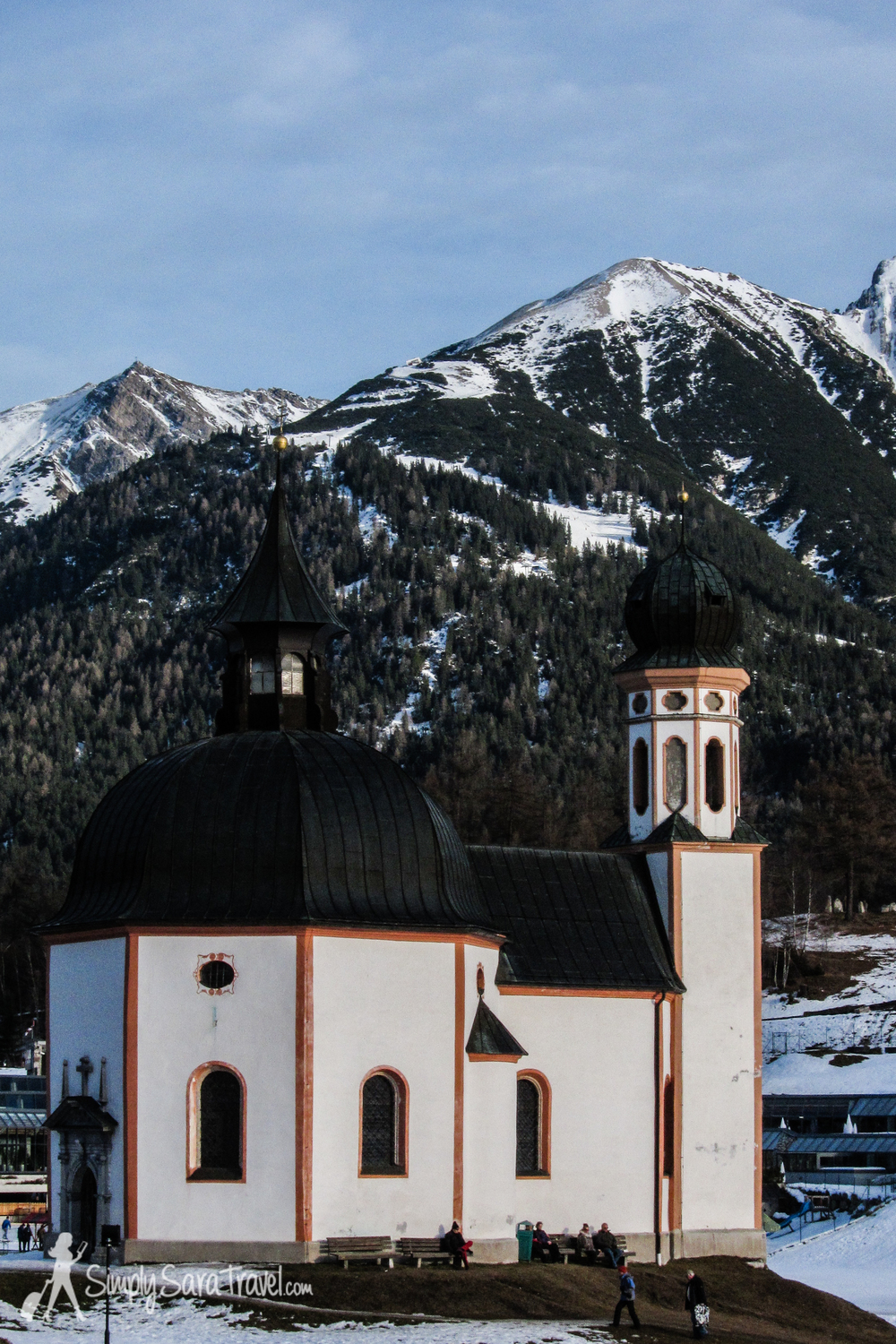 The Heilig Kreuz church