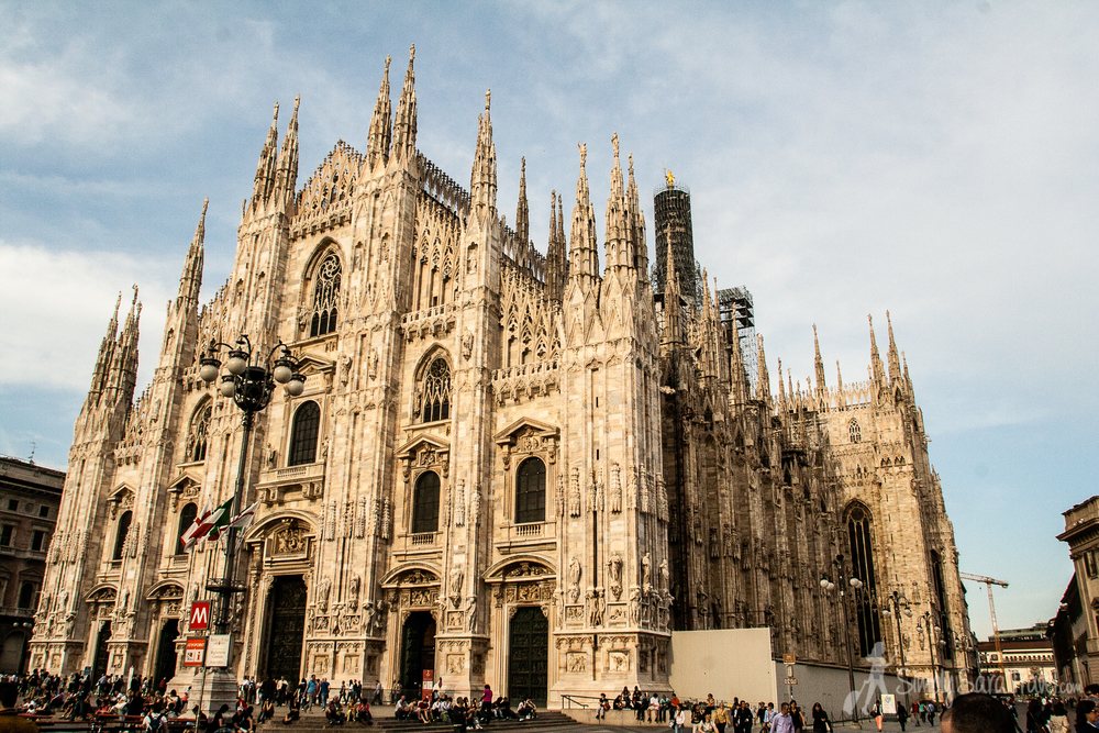 A walking tour furthered my appreciated of Milan and its stunning cathedral