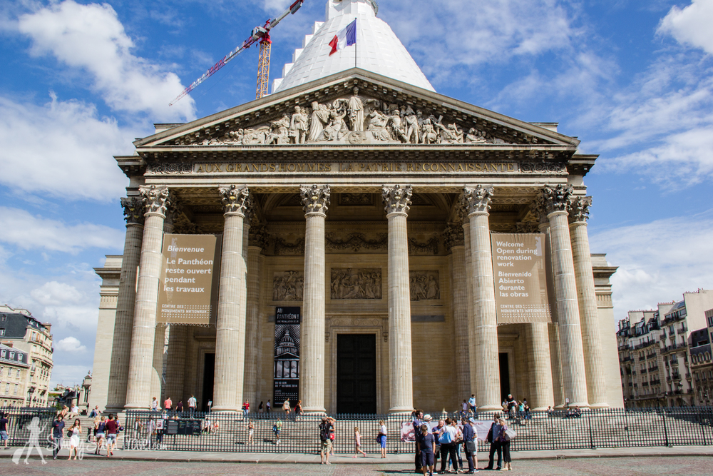 The Panthéon, Paris