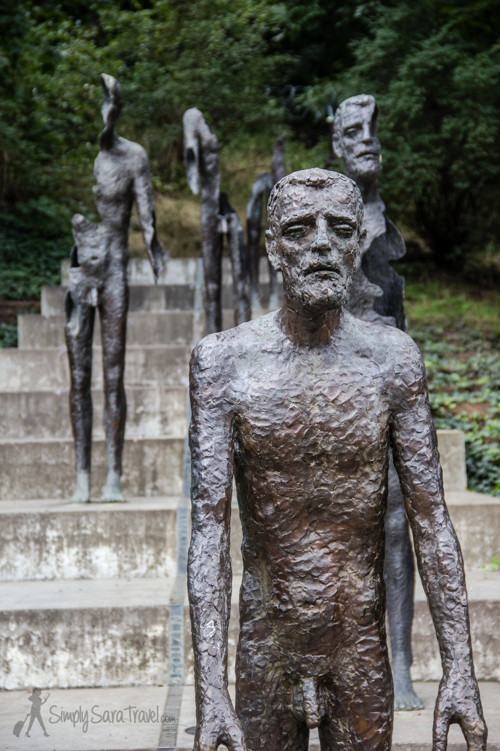 The Memorial to the victims of Communism, Prague