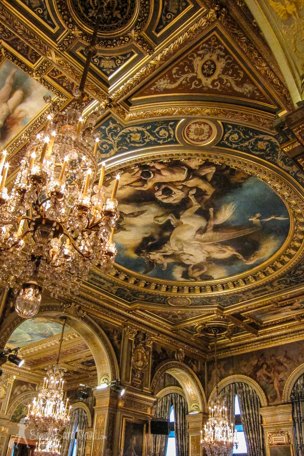 Hôtel de Ville was so magnificent inside I want to go again this year!