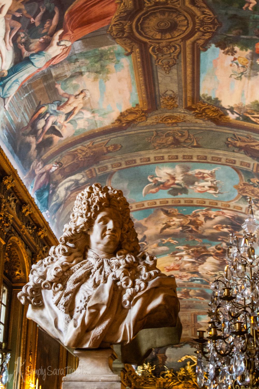 La Galerie Dorée, Banque de France, Paris