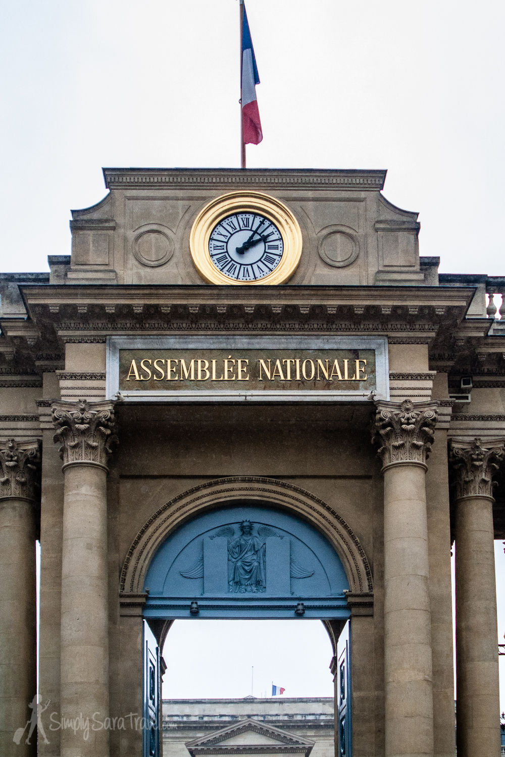 L'Assemblée Nationale, Paris, France
