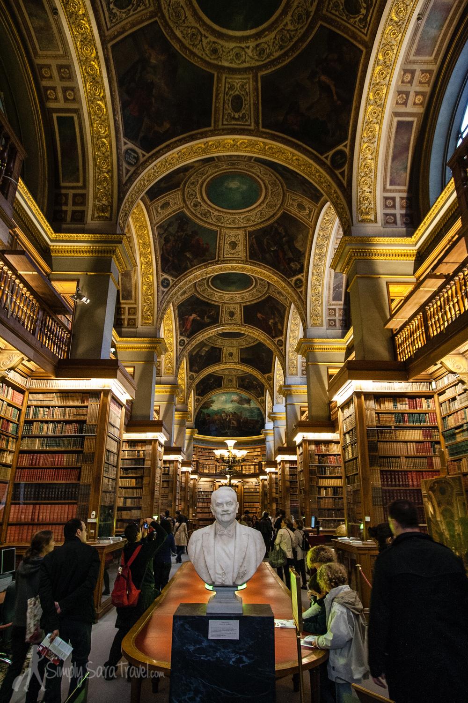 La bibliothèque,L'Assemblée Nationale