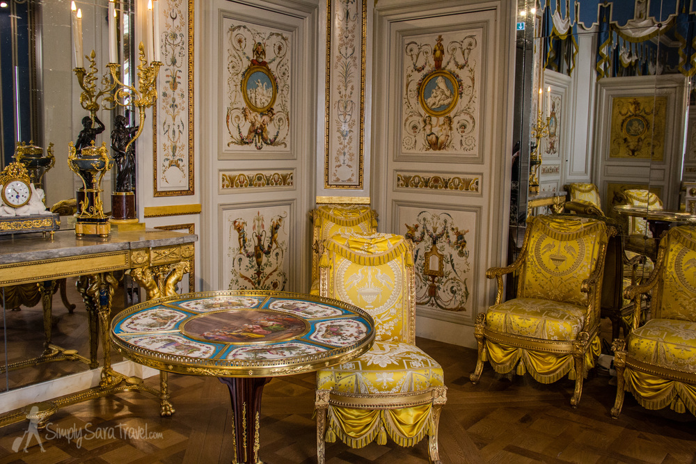 Gold And Glitz The Restored Quot From Louis Xiv To Louis Xvi