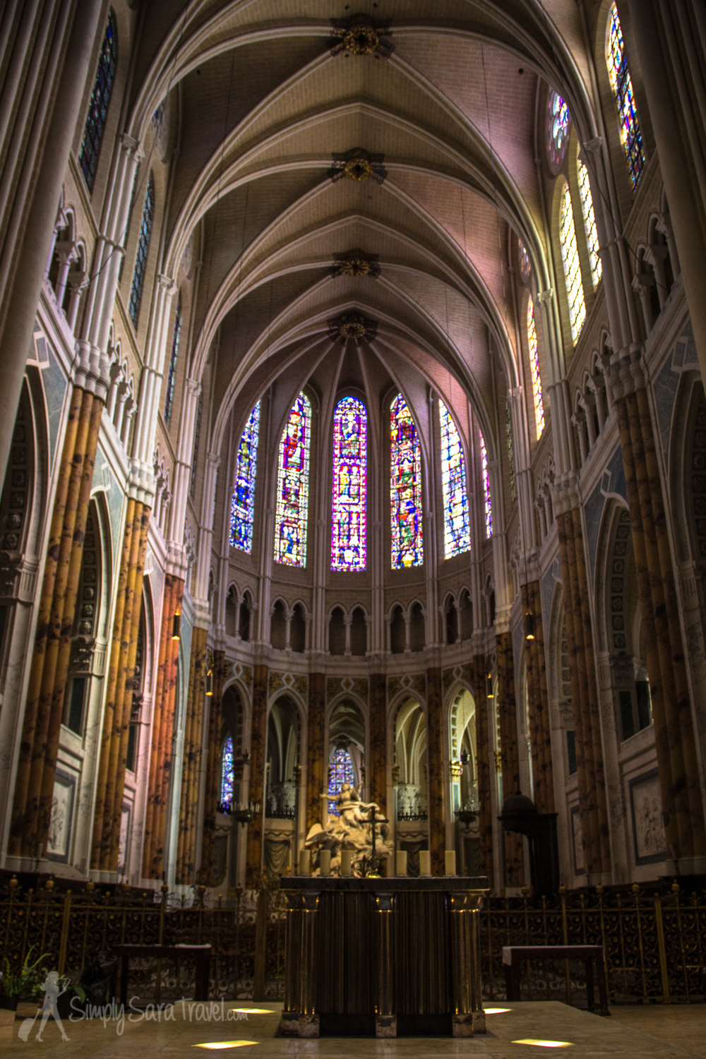 Day Trip From Paris Chartres France Part I Simply