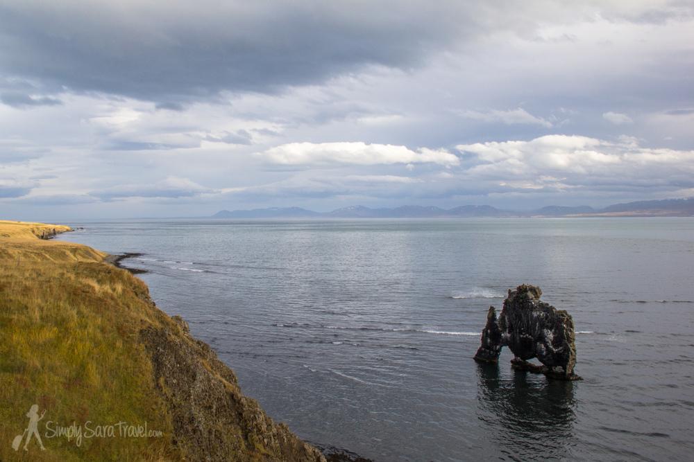 Hvitserkur, Northern Iceland