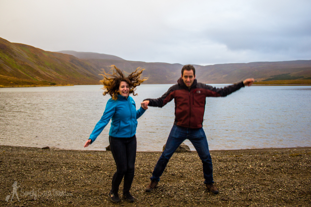 Iceland was incredible. But  if you asked me  what the single highlight of this trip was, I would tell you it was taking ridiculous pictures with Michael. I also learned from this that I don't get very much height when I jump...any tips?