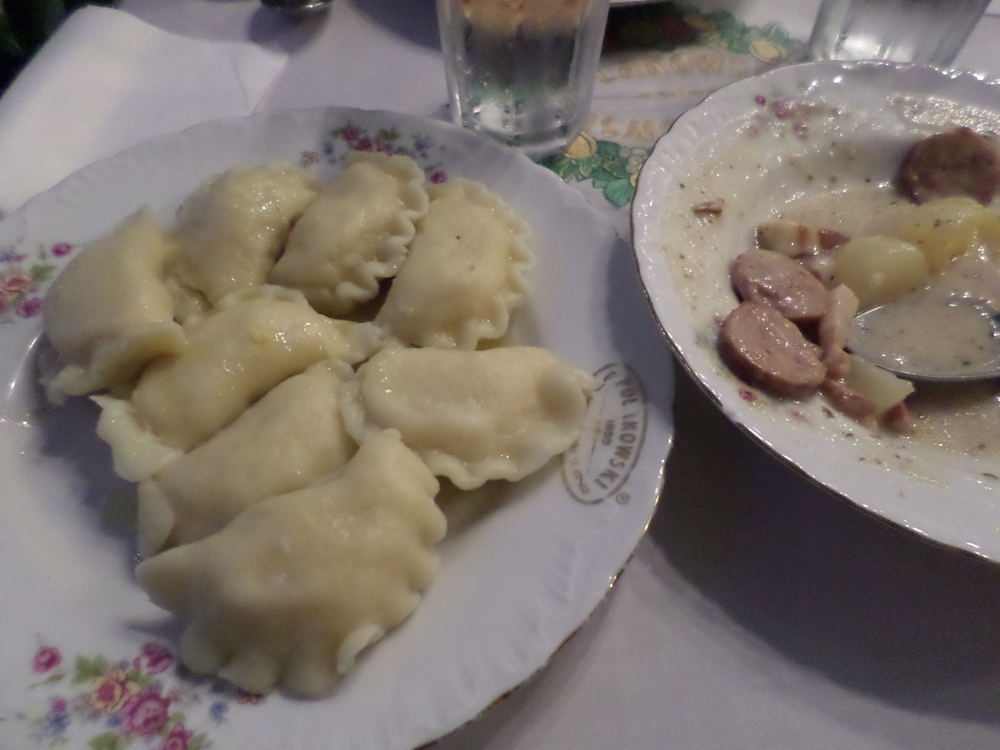 The delicious pierogies of Poland