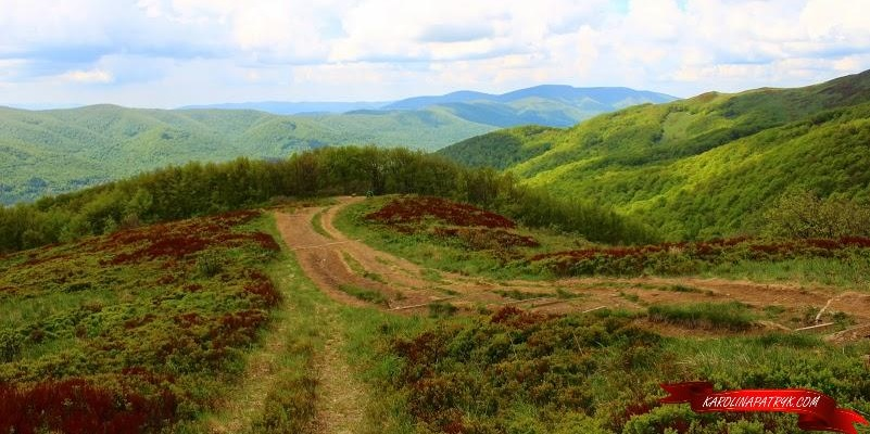 The Bieszczady Mountains of Poland