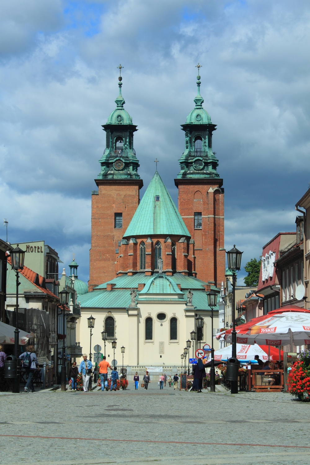 The Cathedral of Gniezno, Poland
