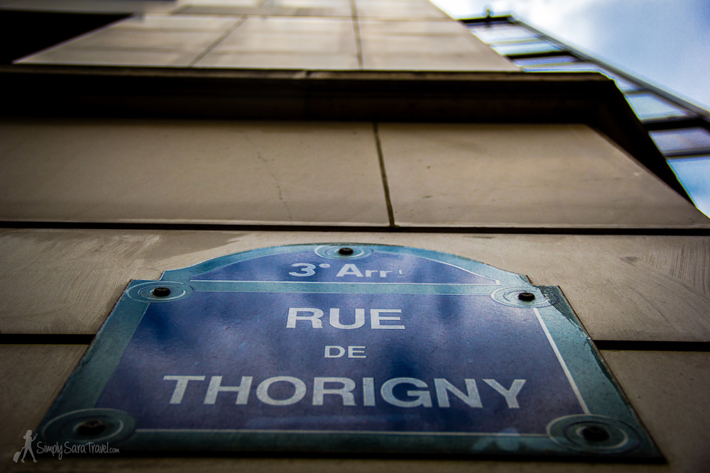 Introducing this week some of our favorite spots in Paris! Starting with this special street, of course...