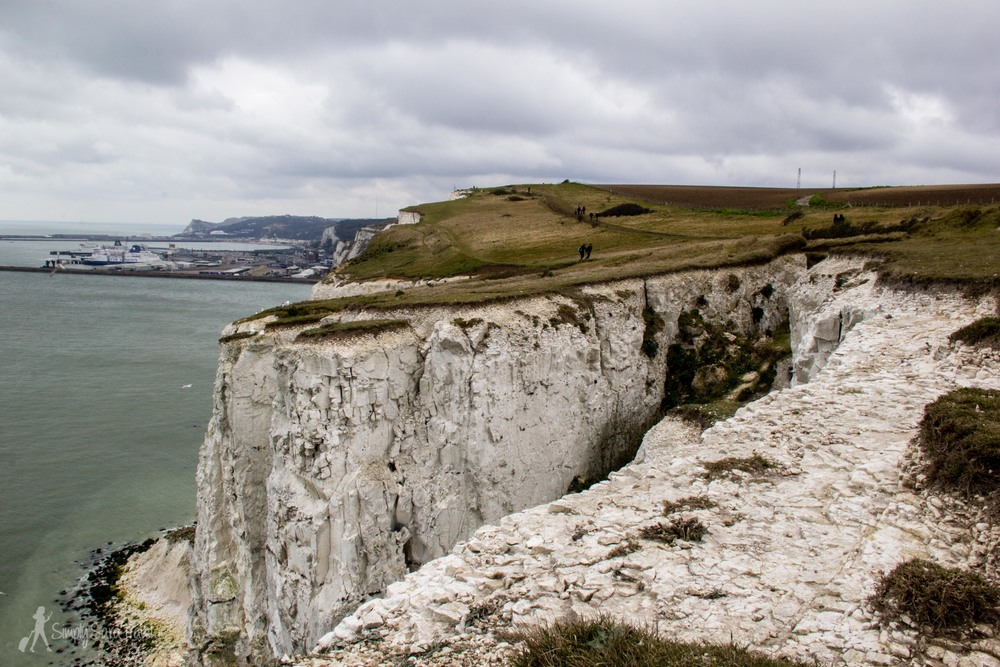 We also got out to see the iconic white cliffs of Dover for a day, an easily do-able excursion from London.