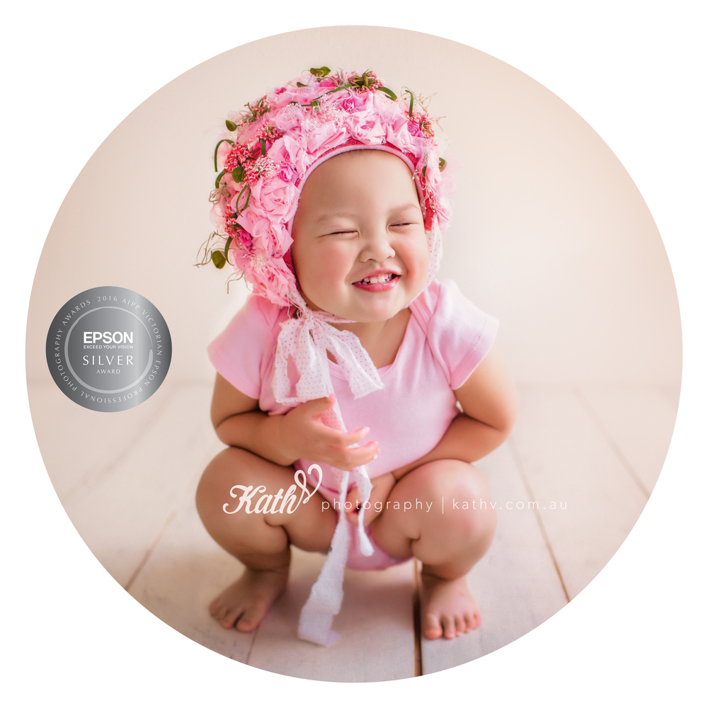 Melbourne Baby  Photographer | Kath V. Photography