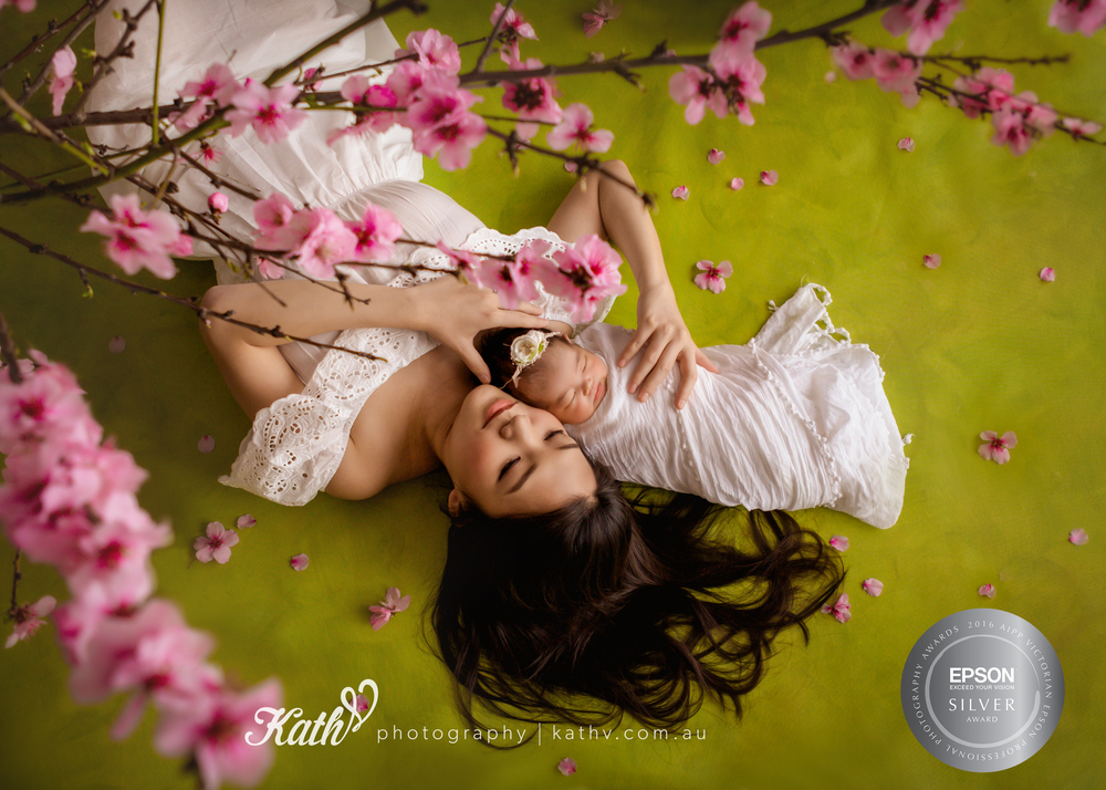 Melbourne Newborn Photographer | Kath V Photography