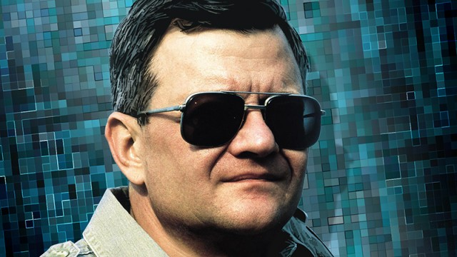 Tom Clancy; Guy's Guy; April 12, 1947 – October 1, 2013