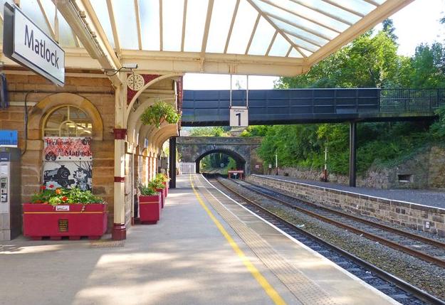 Matlock Station