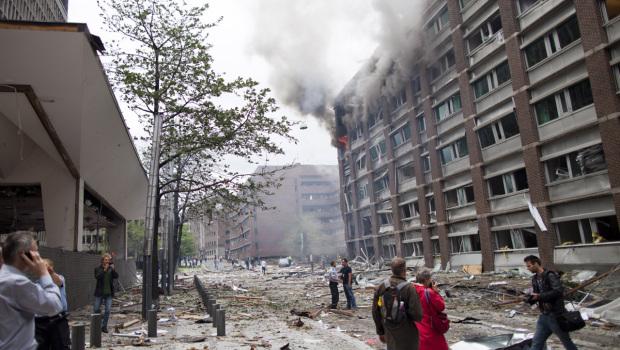 Oslo bomb, 2011