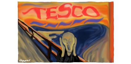 Tesco; The Nightmare