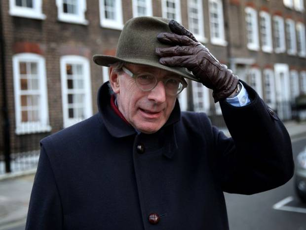 Malcolm Rifkind; in the cold