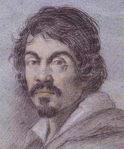 This is not as you may think a likeness of Mr Ash but is in fact Caravaggio, (although who knows what dashing figure will be returning to our shores in 3 weeks time).