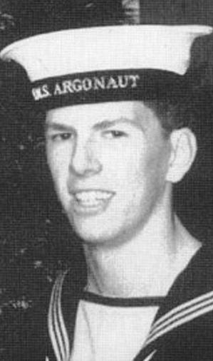 Able Seaman Iain Boldy, KIA