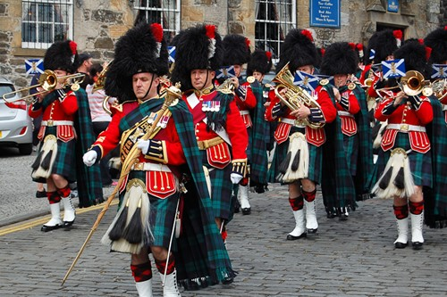 Band of the Royal Regiment of Scotland