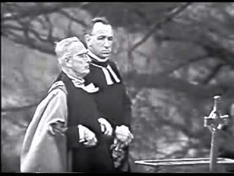 The Rev Dr Donald MacDonald