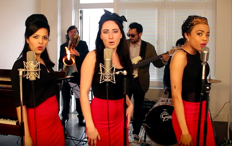 Burn; Scott Bradlee's Post Modern Jukebox