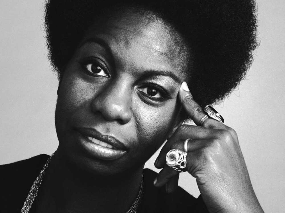 I Wish I Knew How It Would Feel To Be Free; Nina Simone