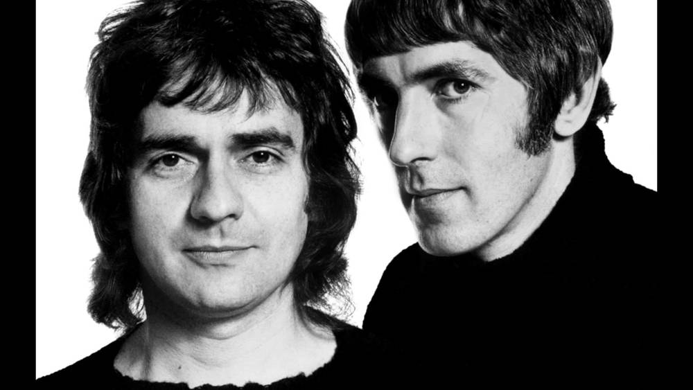 The Music Teacher; Peter Cook and Dudley Moore