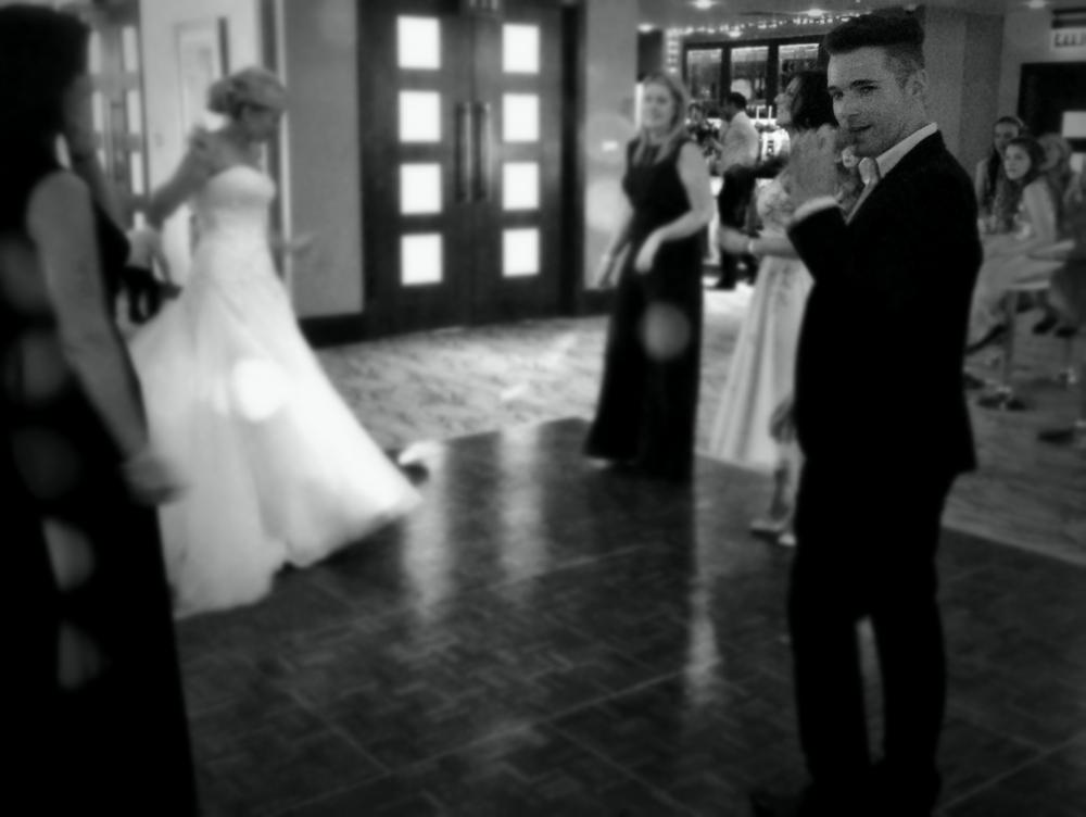 wedding entertainment Shropshire